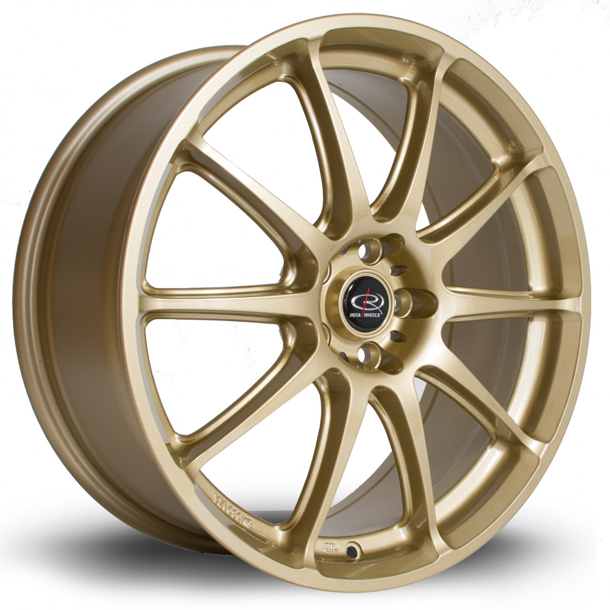 Gra 18x7.5 5x100 ET48 Gold