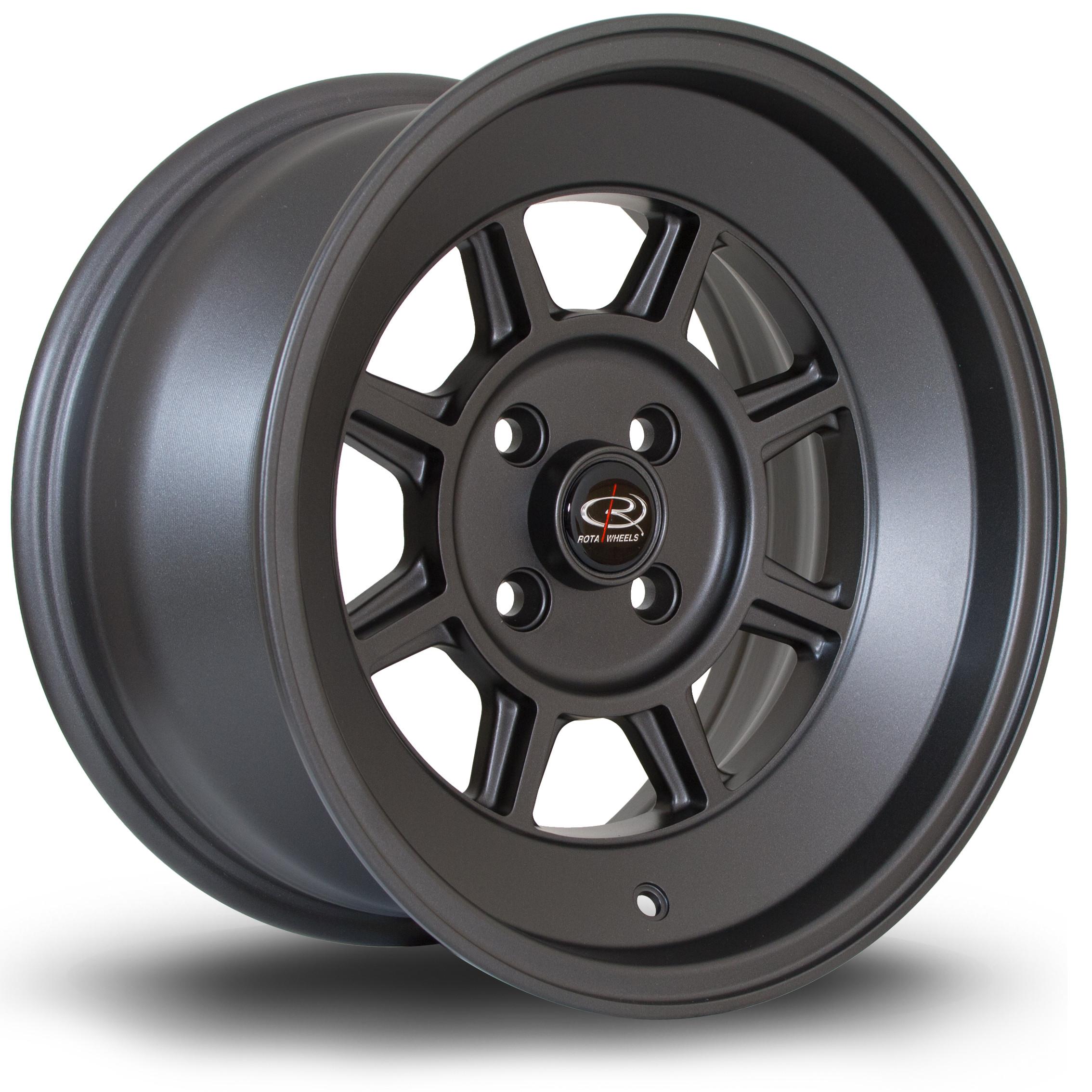 BM8 15x8 4x100 ET10 Matte Bronze - Rota Wheels