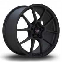 AR10 19x9 5x108 ET42 Flat Black 2