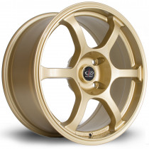 Boost 17x8 4x114 ET35 Gold