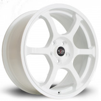 Boost 17x8 5x108 ET48 White
