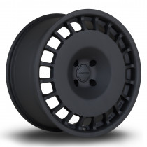 D154 18x8.5 4x108 ET35 Flat Black 2