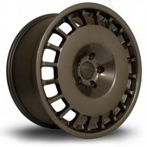 D154 18x8.5 4x108 ET35 Gunmetal