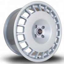 D154 18x8.5 4x108 ET35 Silver