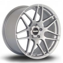 FF02 19x10 5x120 ET37 Granite Silver