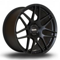FF02 19x10 5x120 ET43 Flat Black