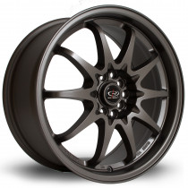 Fight 17x8 5x114 ET48 Matte Bronze