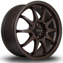Fight 17x8 5x100 ET48 Matte Bronze 2