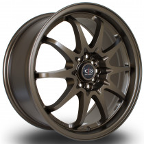 Fight 17x8 5x114 ET48 Matte Bronze 3