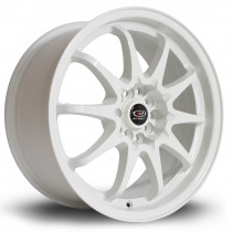 Fight 17x8 5x114 ET44 White