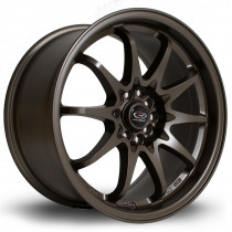 Fight 17x9 5x114 ET50 Matte Bronze
