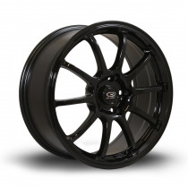Force 17x7.5 5x114 ET45 Gloss Black