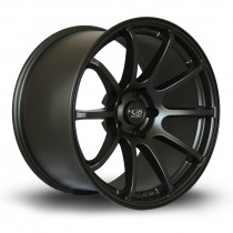 Force 18x10.5 5x114 ET20 Flat Black