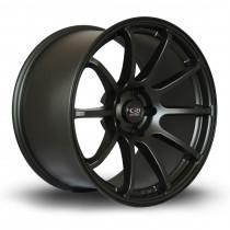 Force 18x10.5 5x114 ET20 Flat Black