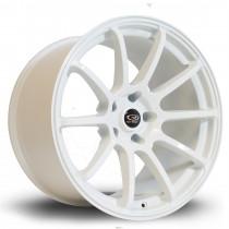 Force 18x10.5 5x114 ET20 White