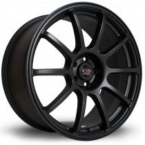 Force 18x8.5 5x100 ET48 Flat Black