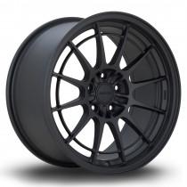 GKR 18x9.5 5x100 ET38 Flat Black 2