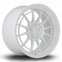 GKR 18x9.5 5x114 ET45 White