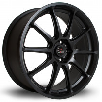 Gra 18x7.5 5x100 ET48 Flat Black