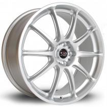 Gra 18x7.5 5x100 ET48 Silver