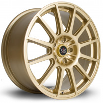 Gravel 18x8.5 5x100 ET44 Gold