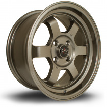 Grid-V 15x7 4x100 ET20 Bronze