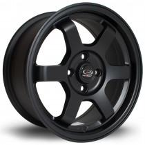 Grid 15x7 4x100 ET40 Flat Black