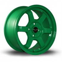 Grid 15x7 4x100 ET40 Green