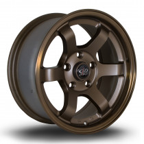 Grid 15x7 5x114 ET20 Speed Bronze