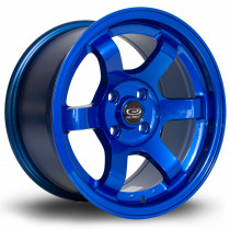 Grid 15x8 4x100 ET20 Hyper Blue