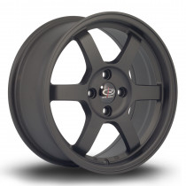 Grid 16x7 4x100 ET40 Flat Black 2