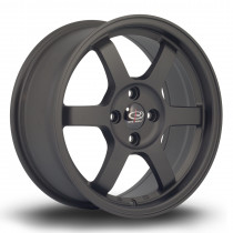 Grid 16x7 5x114 ET40 Flat Black 2