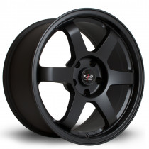 Grid 17x8 5x110 ET35 Flat Black