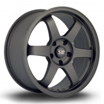 Grid 17x8 5x120 ET35 Flat Black 2