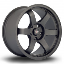 Grid 17x9 5x114 ET25 Flat Black 2