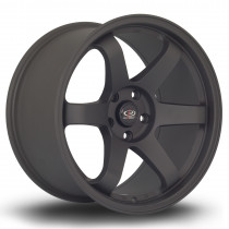 Grid 18x10 5x114 ET15 Flat Black 2
