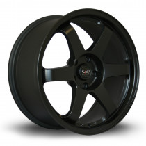 Grid 18x8.5 5x108 ET42 Flat Black
