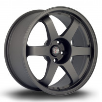 Grid 18x8.5 5x108 ET42 Flat Black 2