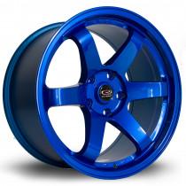 Grid 18x9.5 5x120 ET35 Hyper Blue