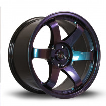 Grid 18x9.5 5x100 ET38 Neo Chrome