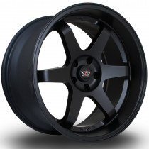 Grid 19x10 5x112 ET25 Flat Black