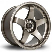 GTR 17x9 5x114 ET25 Bronze