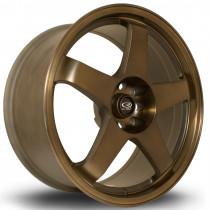 GTR 18x8.5 4x114 ET30 Speed Bronze