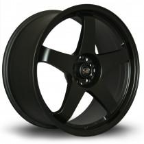 GTR 19x9 5x108 ET42 Flat Black
