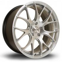 LC818 19x8.5 5x108 ET42 Hyper Silver