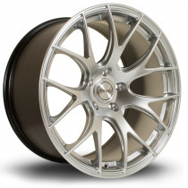 LC818 19x9.5 5x114 ET20 Hyper Silver