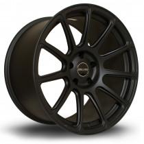 LC888 19x10.5 5x120 ET25 Flat Black
