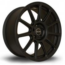 LC888 19x8.5 5x120 ET30 Flat Black