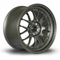 MXR 18x10 5x114 ET45 Steelgrey