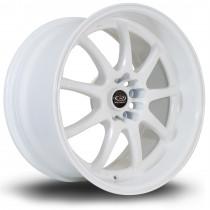 P1R 18x9.5 5x100 ET38 White